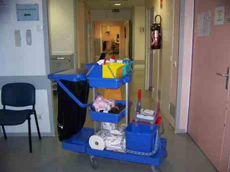 Nettoyage médical à Lyon