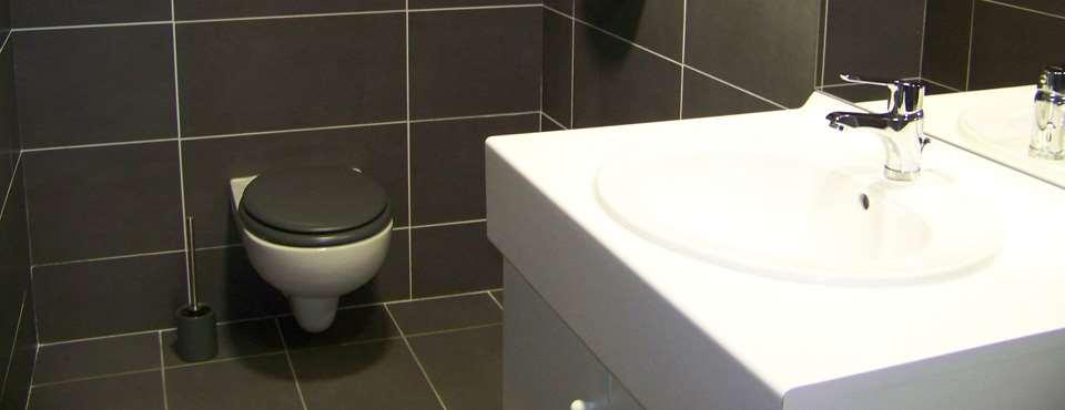 Les sanitaires sont des zones très sensibles en matière d'hygiène. L'entretien doit être quotidien avec des solutions adaptées et efficace.
